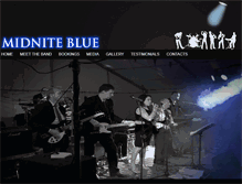 Tablet Preview of midniteblue.ie